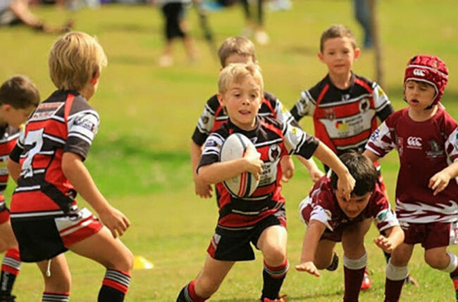 rugby youth leage